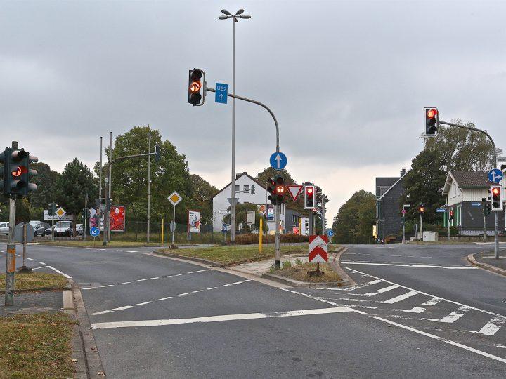 Das ewige Warten auf den Kreisverkehr Eisernstein