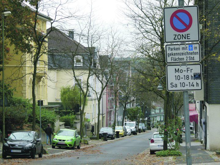 Anwohnerparken im Dorf?