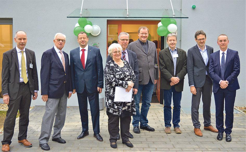 Tannenhof feiert Eröffnung der neuen Wohnstätte