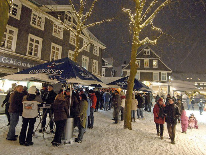 44. Weihnachtsmarkt findet statt