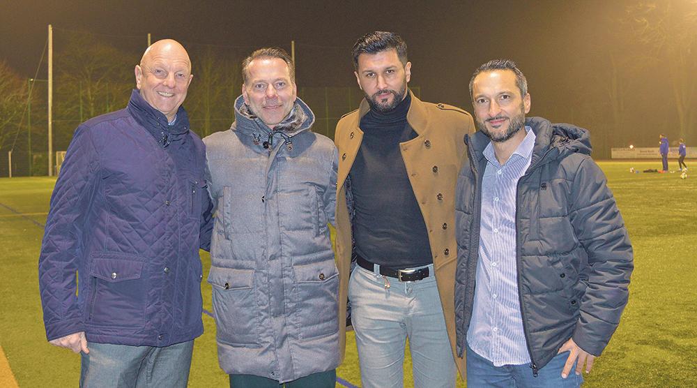 Leverkusener trainiert den FCR