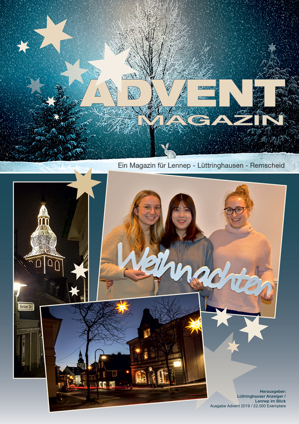 Adventmagazin 2019