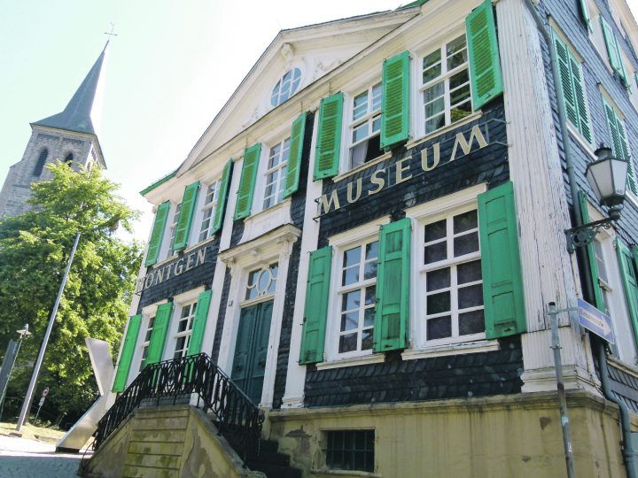 Museum wird nach Jubiläum saniert
