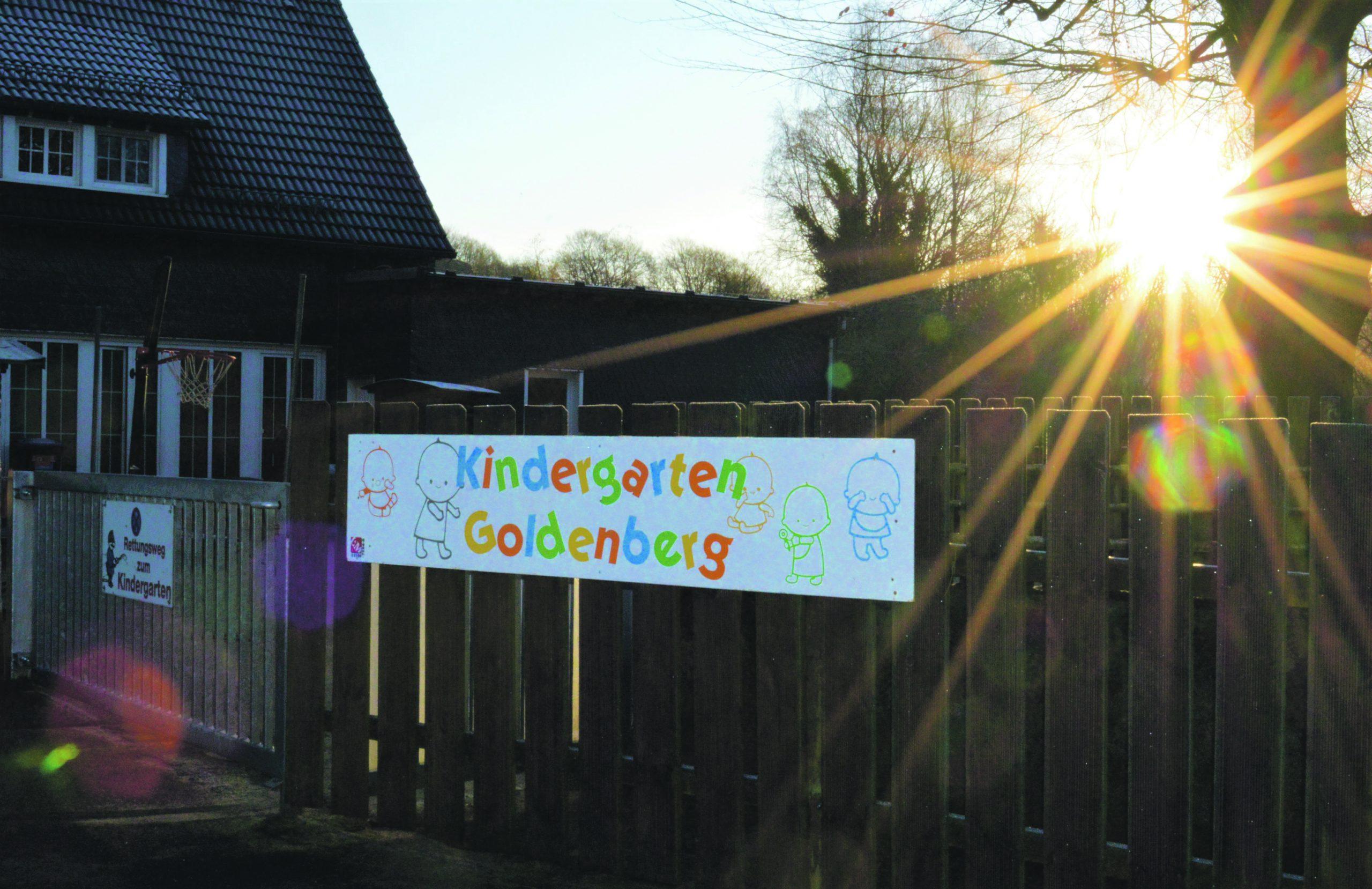 Kita Goldenberg schließt 2024