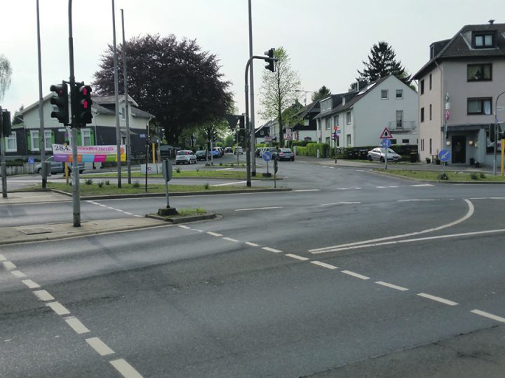Mittel für Kreisverkehr fließen in den Berufskolleg-Neubau
