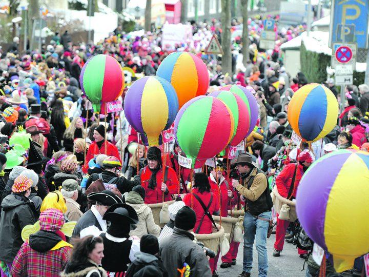 Karneval-Endspurt