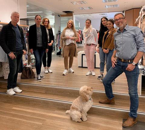 Modehaus Johann sucht innovative Wege durch die Corona-Krise