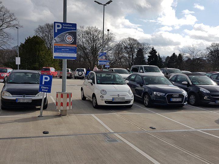 Gegen Dauerparken
