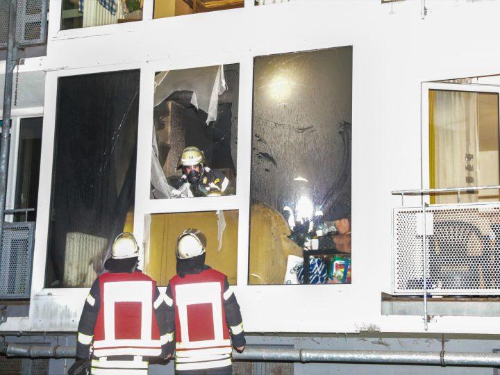 Erneuter Brand in der Stiftung Tannenhof