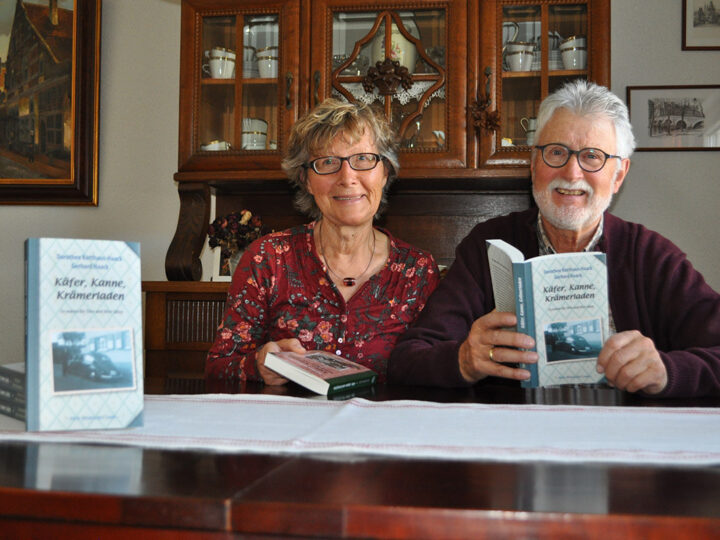 Lenneper Ehepaar veröffentlicht Geschichtensammlung