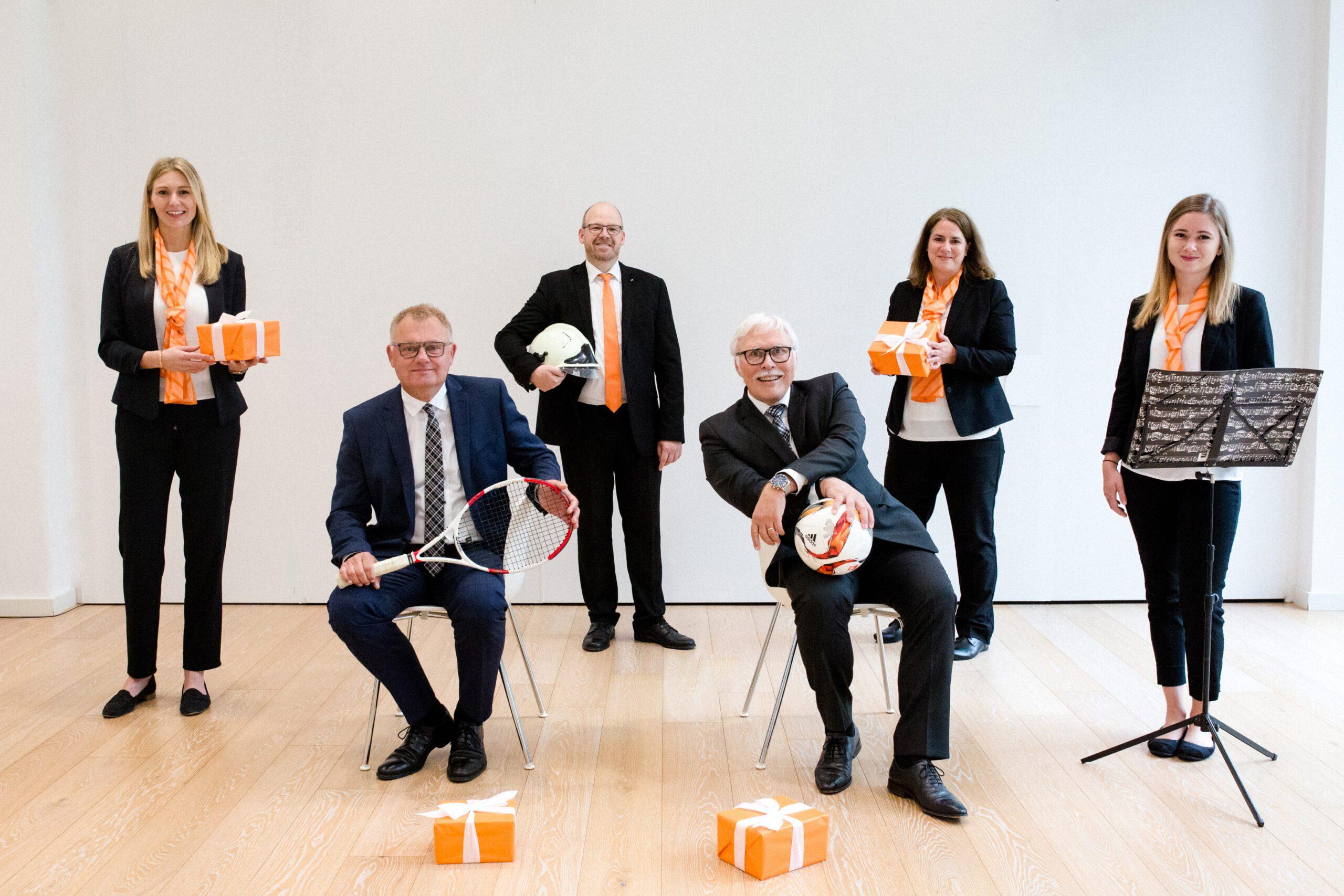 Volksbank hilft Vereinen