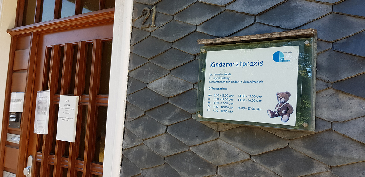 Dorf ohne Pädiater?