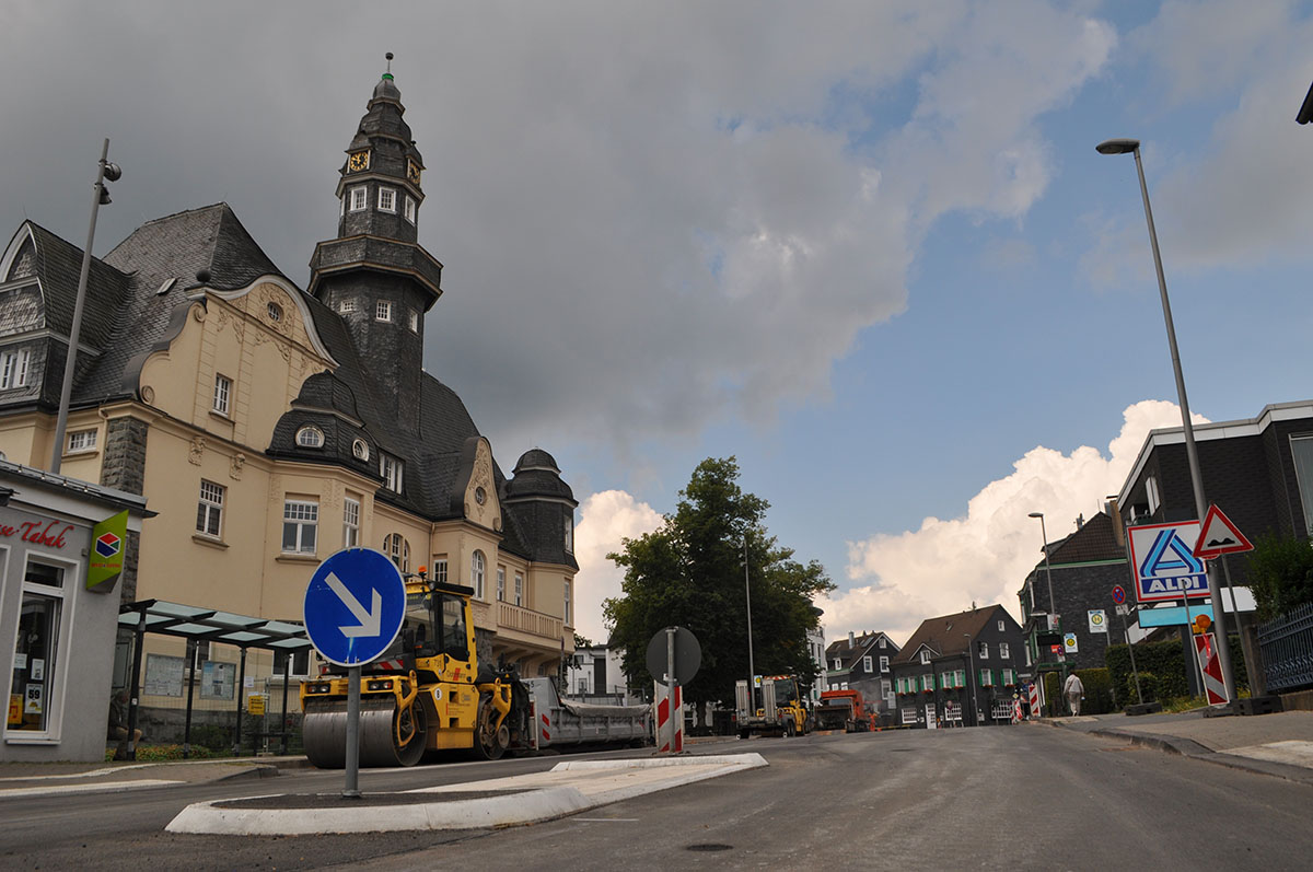 Freie Fahrt auf der Kreuzbergstraße