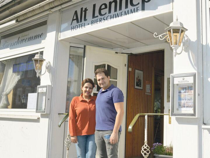 """Feierabendcocktails im """"Hotel Alt Lennep"""""""