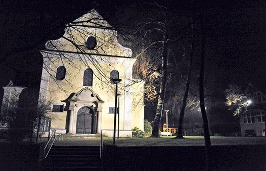 St. Bonaventura – Heilig Kreuz sagt Messen ab