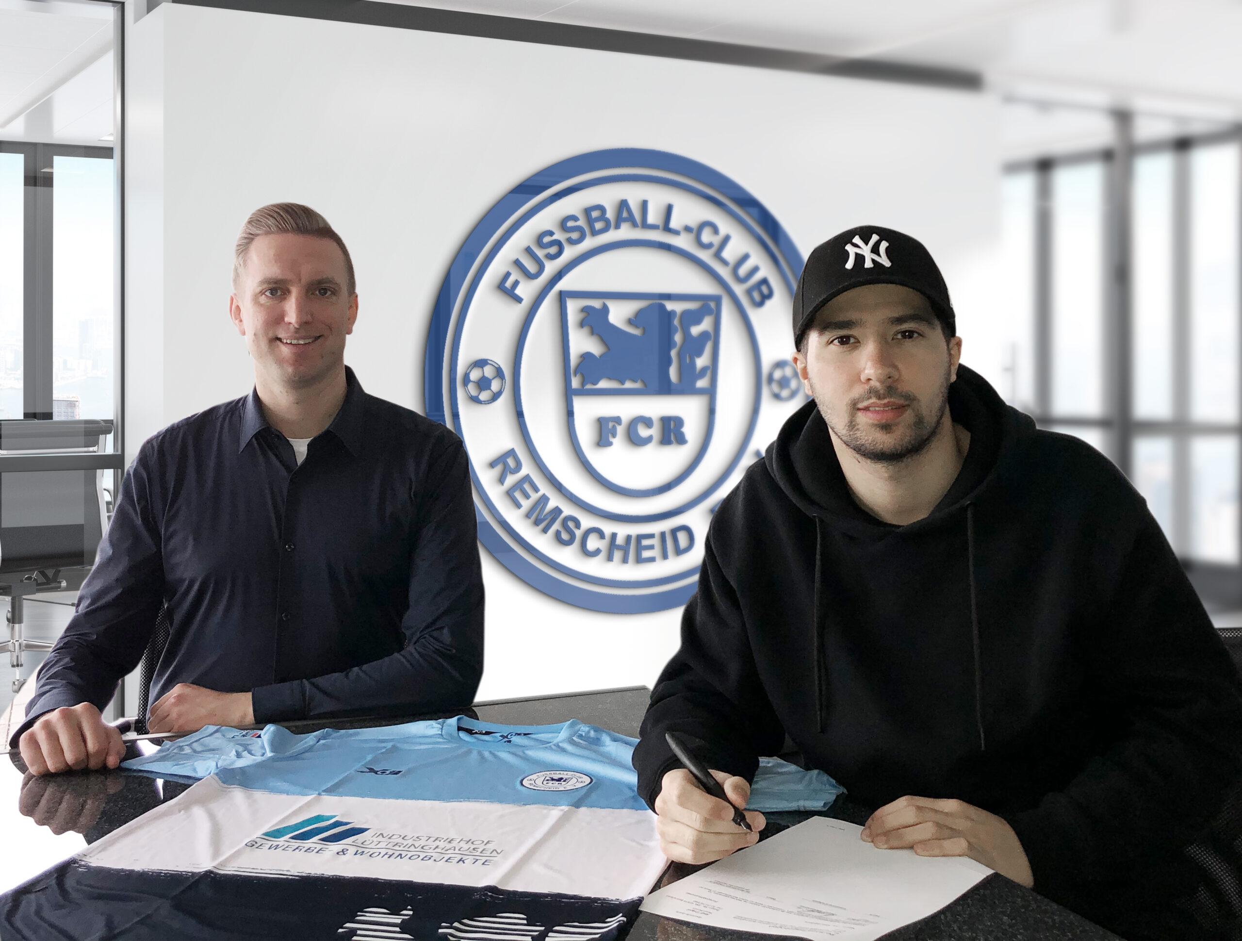 Vincenzo Lorefice wechselt zum FC Remscheid