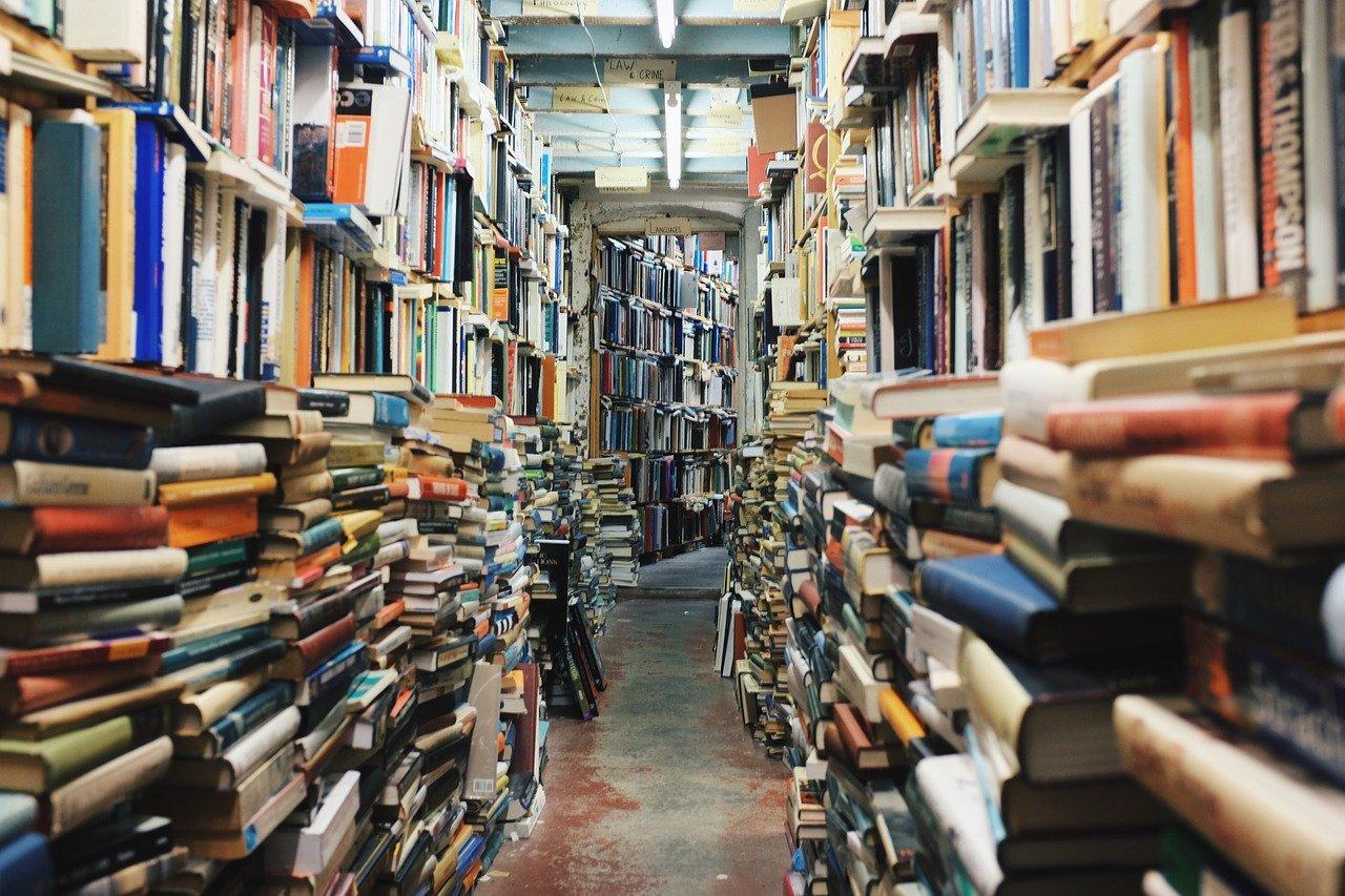 Lions sammeln wieder Bücher