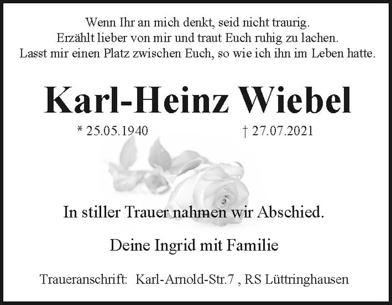 Karl-Heinz Wiebel