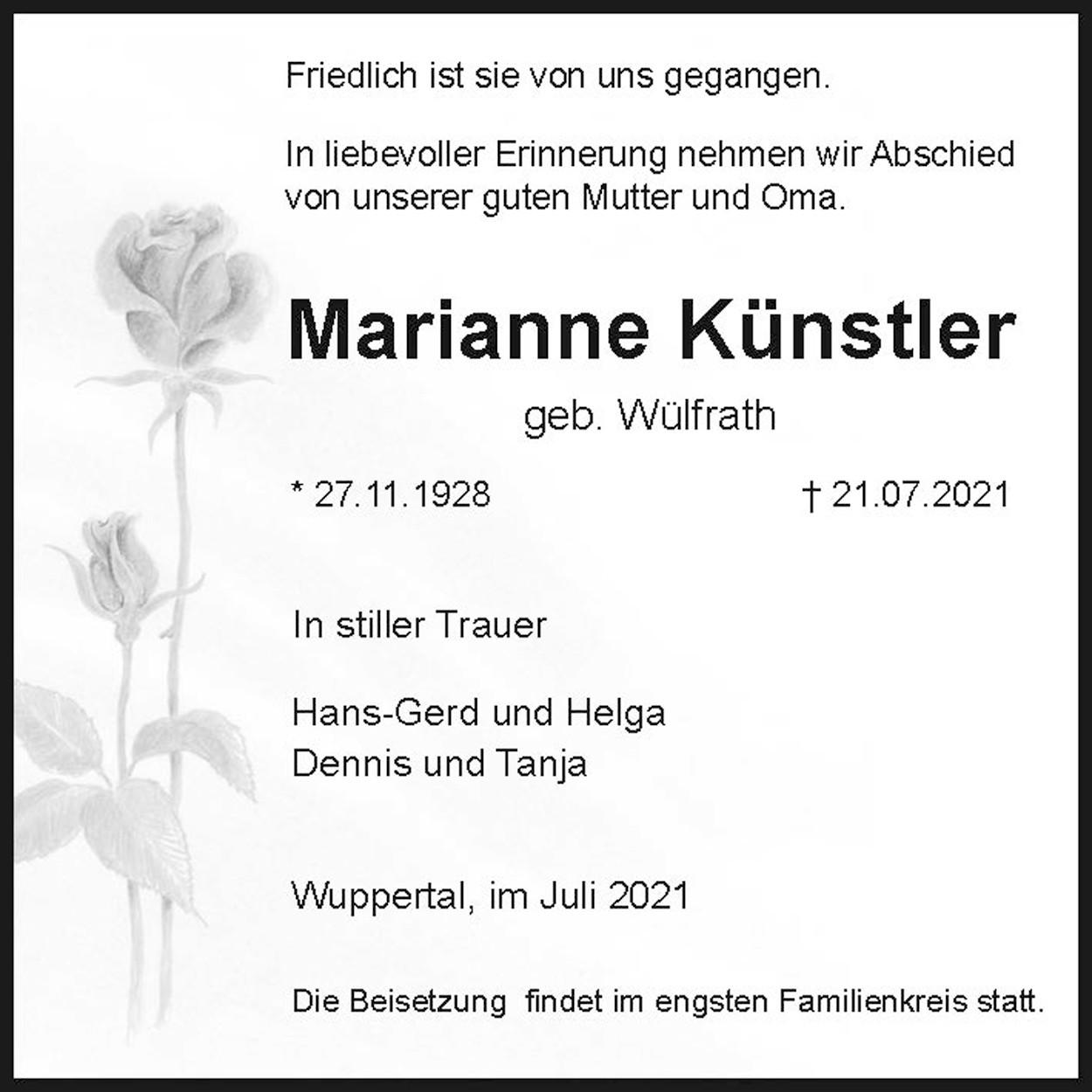 Marianne Künstler