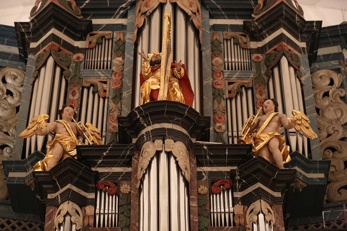 Lob und Dank – Orgelmusik zu Erntedank